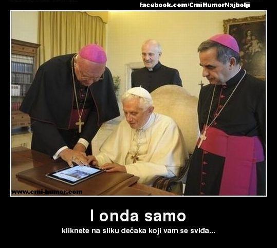 Savremeni Papa
