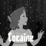 Pepeljuga na kokainu
