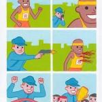 Crnja atletičar
